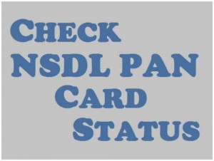 Check-NSDL-Pan-Card-Status